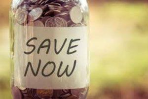 從現在開始省錢示意圖